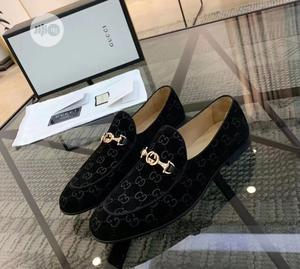 Gucci Luxury Prints Suede Shoes | Shoes for sale in Lagos State, Lagos Island (Eko)