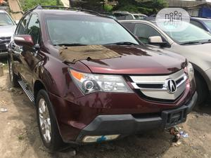 Acura MDX 2008 Red | Cars for sale in Lagos State, Surulere