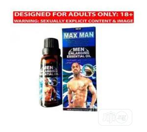 Maxman Ejaculation Delay And Cream | Sexual Wellness for sale in Lagos State, Abule Egba