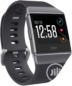 Fitbit Ionic Smart Watch | Smart Watches & Trackers for sale in Lagos State, Ikeja