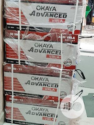 12V 200ah Okaya Solar Battery   Solar Energy for sale in Lagos State, Ojo
