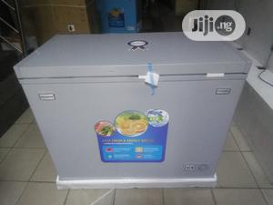 Polystar 355 Liters Chest Freezer With Fast Cooling | Kitchen Appliances for sale in Lagos State, Ojo