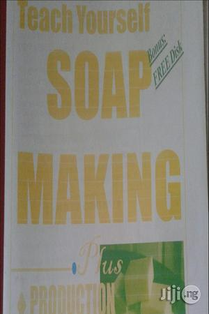 Detergent Manual For Soap Making | Books & Games for sale in Rivers State, Port-Harcourt