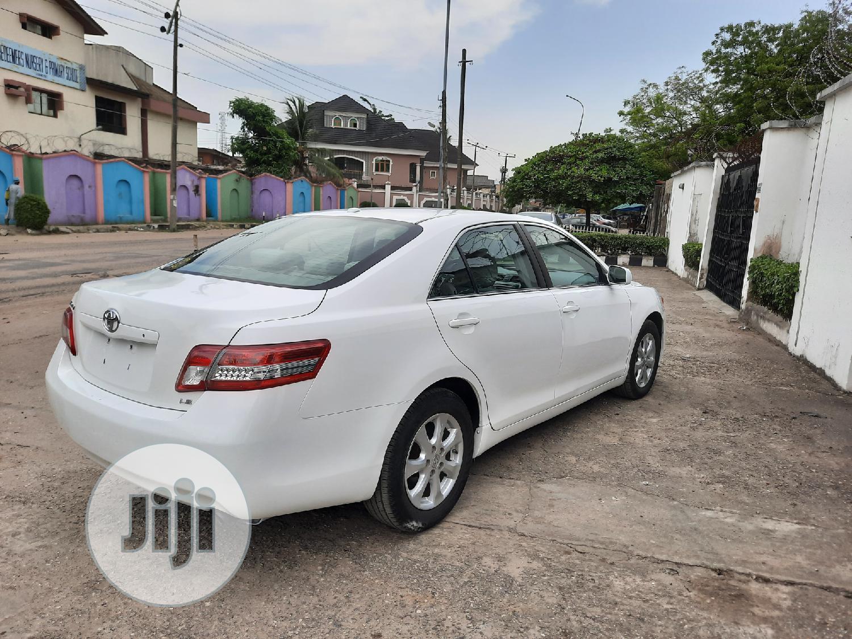 Toyota Camry 2011 White | Cars for sale in Amuwo-Odofin, Lagos State, Nigeria