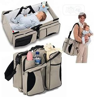 Baby Travel Bed And Bag   Children's Furniture for sale in Lagos State, Alimosho