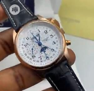 High Quality Longines Leather Watch | Watches for sale in Lagos State, Magodo