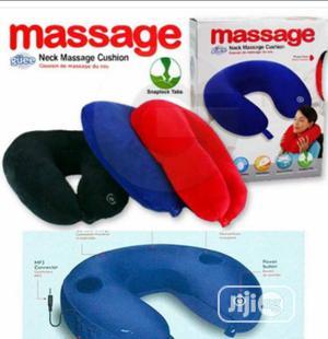 Neck Massage Pillow | Sports Equipment for sale in Lagos State, Ifako-Ijaiye