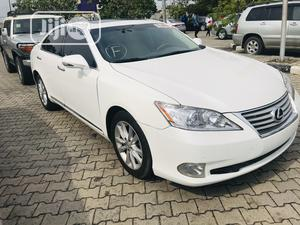 Lexus ES 2012 350 White | Cars for sale in Lagos State, Isolo