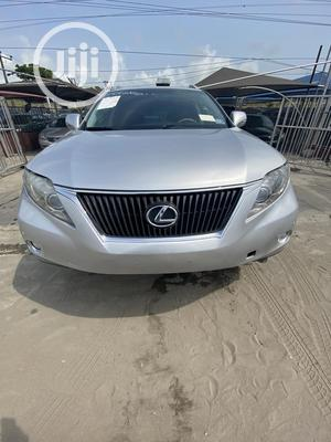 Lexus RX 2012 350 FWD Silver   Cars for sale in Lagos State, Amuwo-Odofin