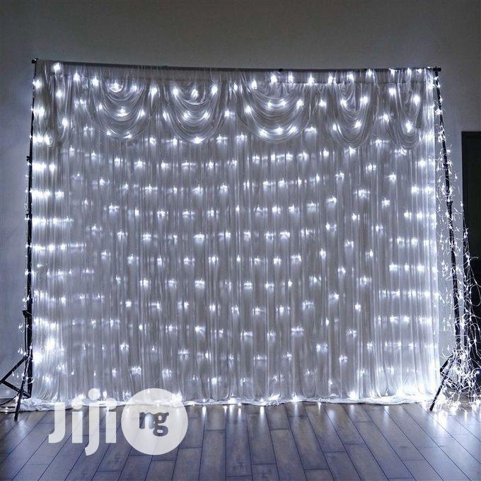 Christmas Fairy String Lights Wedding Curtain Party Decor