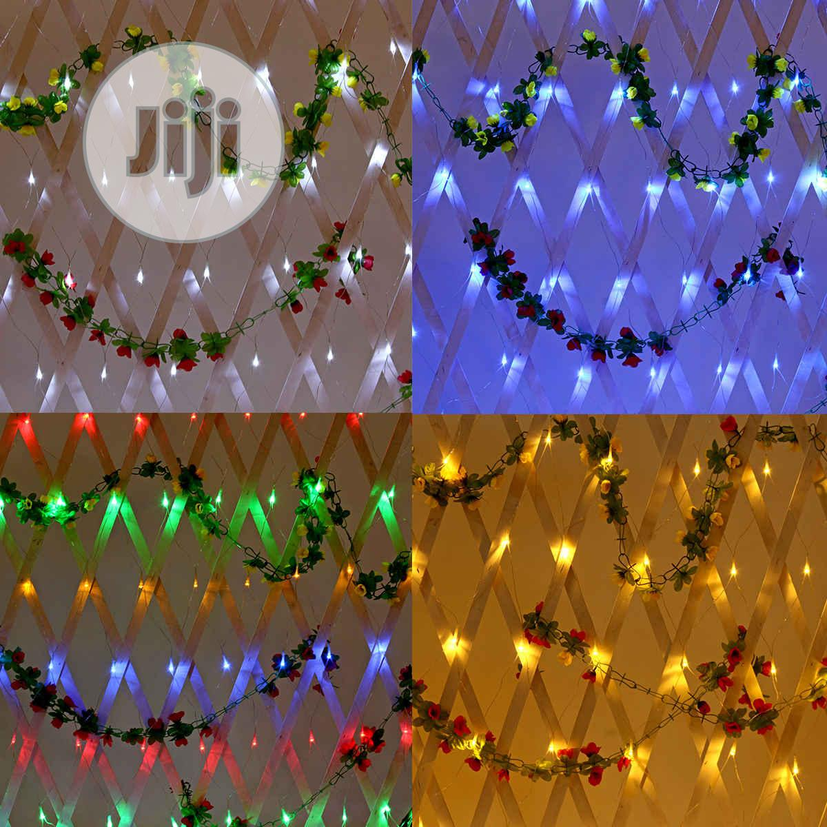 Christmas Fairy String Lights Wedding Curtain Party Decor | Home Accessories for sale in Surulere, Lagos State, Nigeria