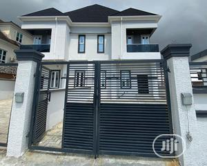 4bedrooms Luxury Semi Detached Duplex With BQ For Sale | Houses & Apartments For Sale for sale in Lekki, Chevron