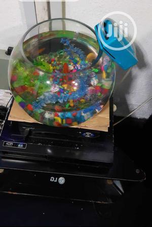 Well Set Aquarium Fish Bowl | Fish for sale in Oyo State, Ibadan