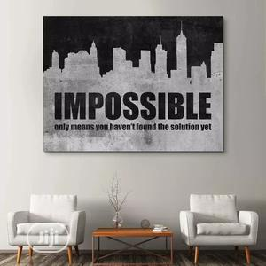 Wall Artwork With Frame | Home Accessories for sale in Lagos State, Lekki