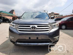 Toyota Highlander 2013 Limited 3.5l 4WD Gray | Cars for sale in Lagos State, Amuwo-Odofin