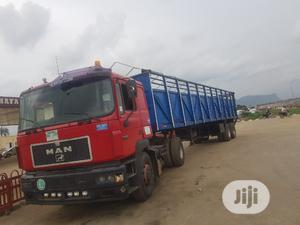 MAN Diesel Trailer Head and Body | Trucks & Trailers for sale in Ebonyi State, Abakaliki