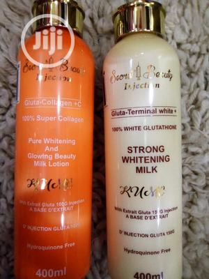 Secret Beauty Injection Gluta Collagen/Terminal White Lotion | Skin Care for sale in Lagos State, Amuwo-Odofin