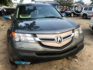 Acura MDX 2008 SUV 4dr AWD (3.7 6cyl 5A) Gray | Cars for sale in Lagos State, Amuwo-Odofin