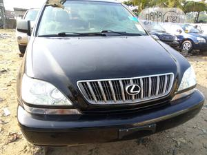 Lexus RX 2002 Black | Cars for sale in Lagos State, Amuwo-Odofin