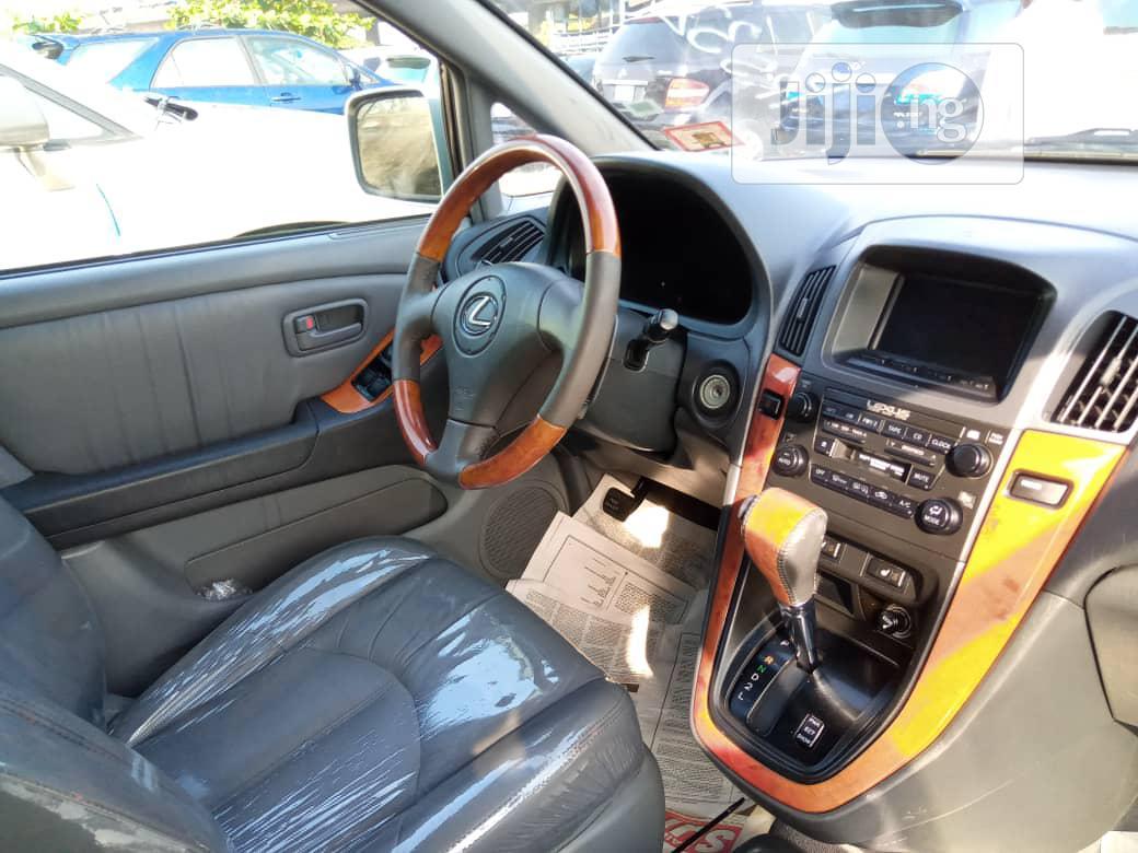 Lexus RX 2003 Silver | Cars for sale in Amuwo-Odofin, Lagos State, Nigeria