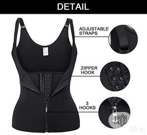 Double Power Waist Trainer Belt -Hooks and Zip, | Clothing Accessories for sale in Lagos State, Agege