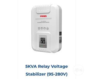 5kva Prag Stabilizer 95v-280v | Electrical Equipment for sale in Lagos State, Ikeja