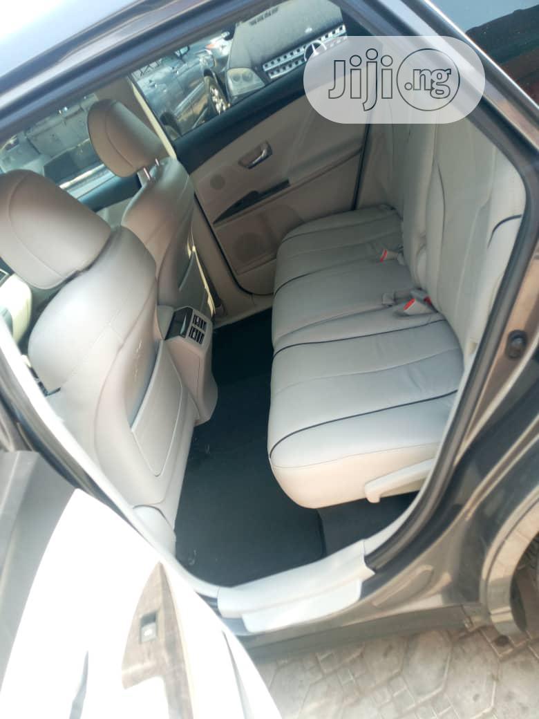 Toyota Venza 2014 Gray | Cars for sale in Amuwo-Odofin, Lagos State, Nigeria