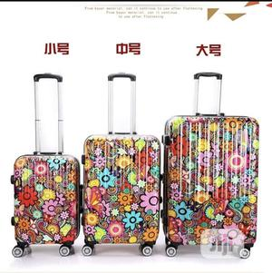 Flowered Abs Luggage | Bags for sale in Lagos State, Lagos Island (Eko)
