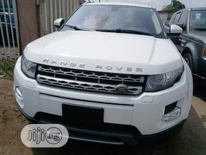 Land Rover Range Rover Evoque 2015 White | Cars for sale in Lagos State, Apapa