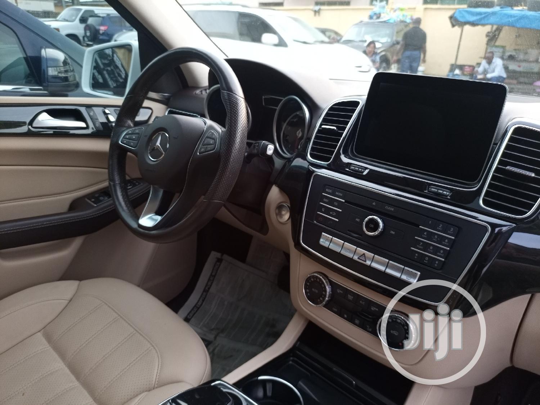 Mercedes-Benz GLE-Class 2018 White   Cars for sale in Amuwo-Odofin, Lagos State, Nigeria