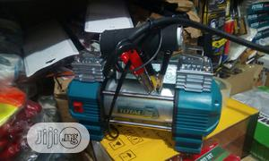 Total Air Compressor Portable Use For Car | Electrical Hand Tools for sale in Lagos State, Lagos Island (Eko)
