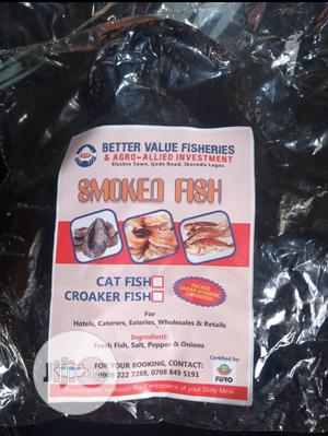 Better Value Smoked Catfish | Livestock & Poultry for sale in Lagos State, Gbagada