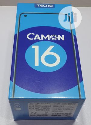 New Tecno Camon 16 64 GB Gray | Mobile Phones for sale in Lagos State, Ikeja