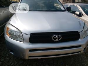 Toyota RAV4 2008 3.5 Sport 4x4 Silver | Cars for sale in Lagos State, Apapa