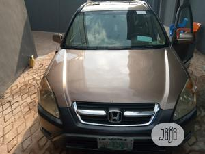 Honda CR-V 2004 EX 4WD Automatic Brown | Cars for sale in Anambra State, Nnewi