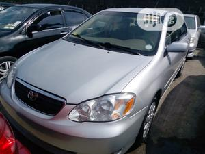 Toyota Corolla 2005 LE Silver | Cars for sale in Lagos State, Apapa