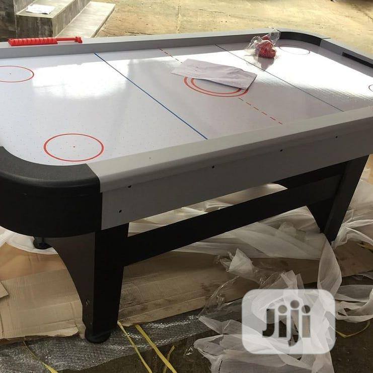 Archive: Brand New Air Hockey Table