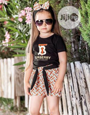 Burberry Bum Short | Children's Clothing for sale in Lagos State, Yaba