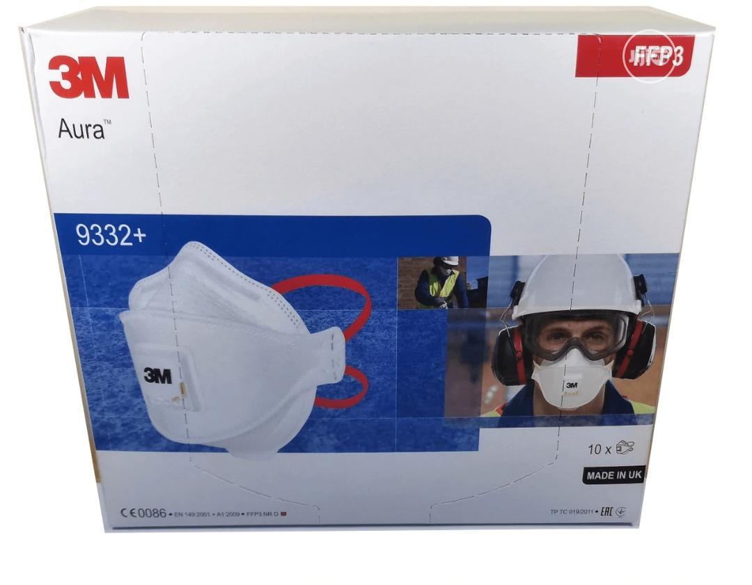Archive: 3M 9332+ Respiratory Masks