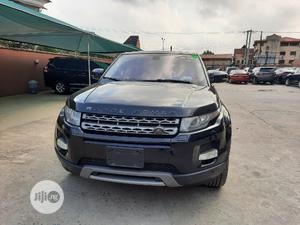 Land Rover Range Rover Evoque 2013 Pure AWD 5-Door Black | Cars for sale in Lagos State, Amuwo-Odofin
