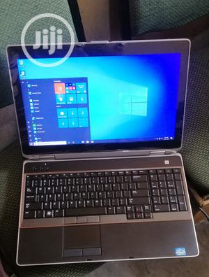 Laptop Dell Latitude E6530 12GB Intel Core I7 HDD 500GB | Laptops & Computers for sale in Lagos State, Ikeja