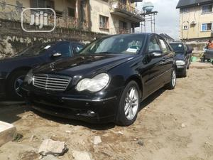 Mercedes-Benz C240 2003 Black | Cars for sale in Lagos State, Apapa