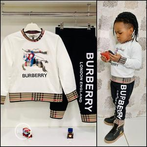 Burberry Trendy Unisex Wears | Children's Clothing for sale in Lagos State, Ikotun/Igando