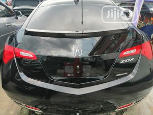 Acura ZDX 2013 Base AWD Black | Cars for sale in Rivers State, Port-Harcourt