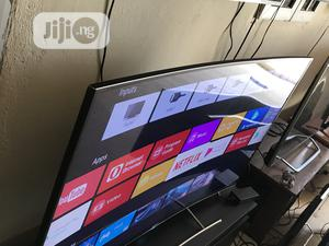 55 Inch Sony Curved 4K UHD Android Smart Tv   TV & DVD Equipment for sale in Abuja (FCT) State, Gwarinpa