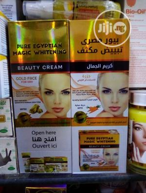 Pure Egyptian Magic Whitening Beauty Face Cream - Acne, Spot | Skin Care for sale in Lagos State, Apapa