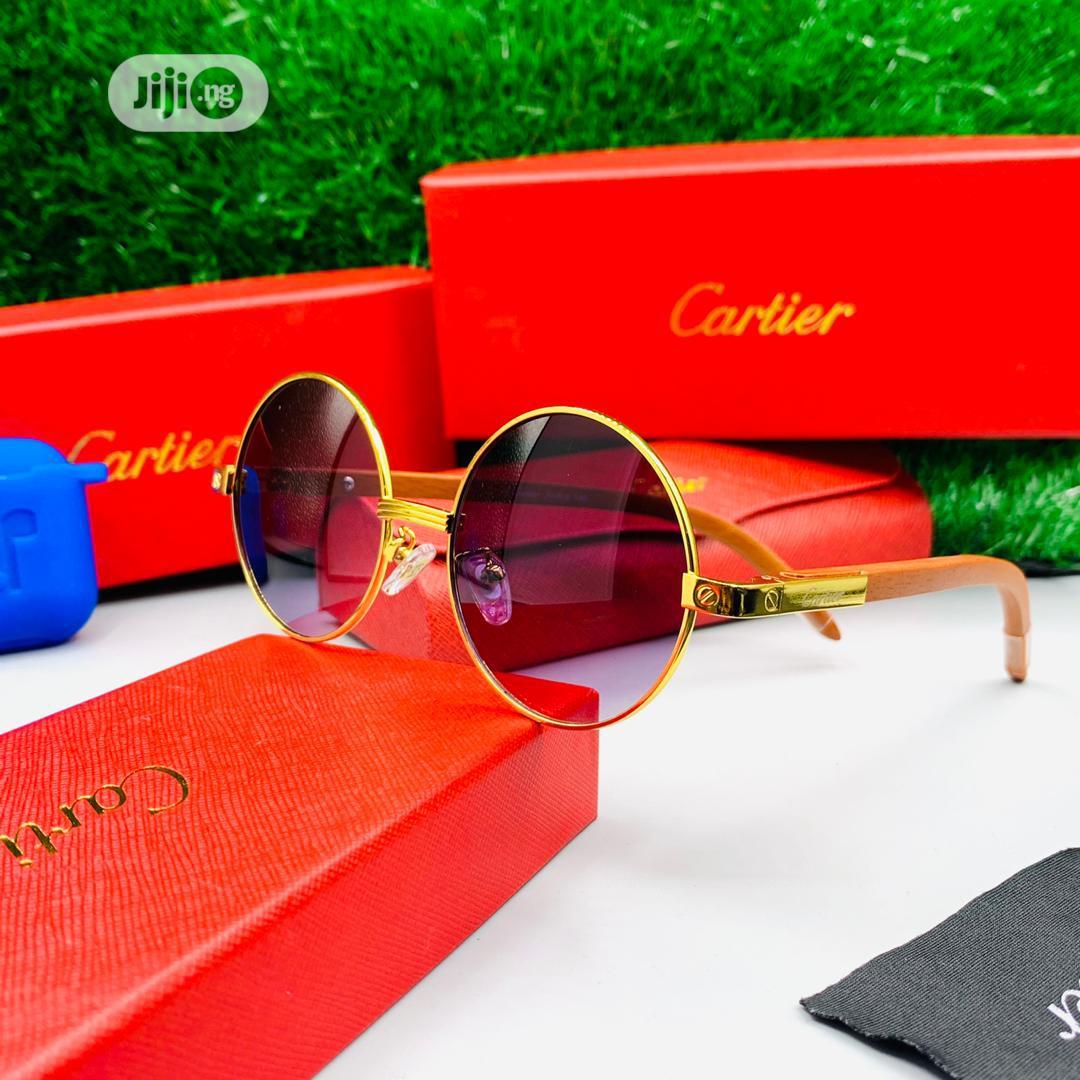 Archive: Cartier Sunglasses
