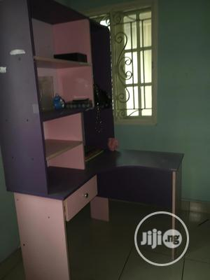 Lovely Kiddies Bookshelf And Table | Children's Furniture for sale in Lagos State, Magodo