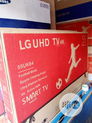 55 Inches LG TV   TV & DVD Equipment for sale in Lagos State, Ojo