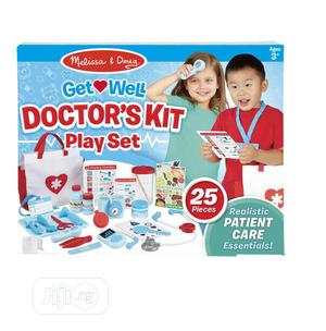Get Well Doctor'S Kit Play Set | Toys for sale in Lagos State, Ajah